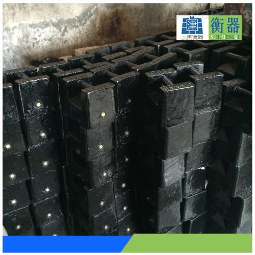 找铸铁砝码源头厂家,25公斤砝码价格