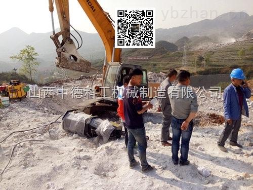 九江市政施工地基岩石劈裂机好用吗