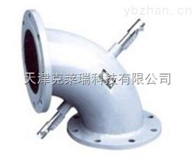 济南DN200弯管流量计厂家