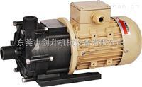 创升耐酸碱磁力泵采用优质塑料材质