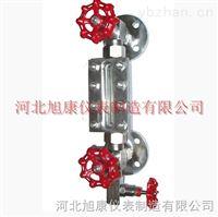 不銹鋼反射式玻璃板液位計
