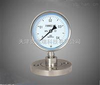 重庆径向耐震压力表