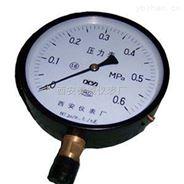 Y100弹簧管压力表
