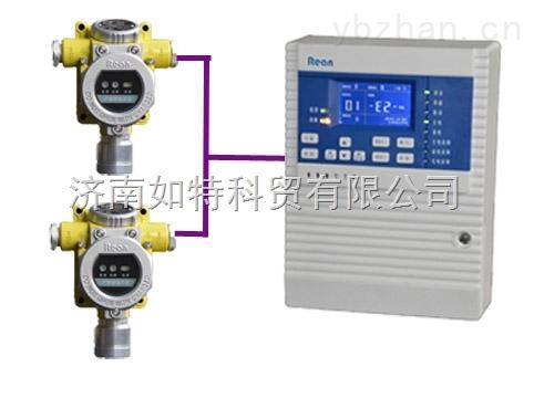 煉油廠內液化氣檢測報警器,探測液化石油氣濃度探頭