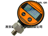 电池供电数字显示压力表