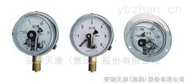 YX/YXC系列电接点压力表报价