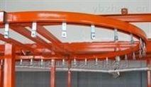 西安火車北站烘箱制造內部結構