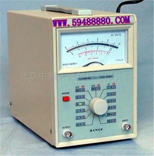 ZH5641型交流毫伏表/數碼量程開關