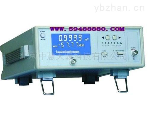 ZH5639型數顯交流毫伏表(0.1μV分辨率)