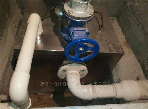 餐饮污水提升设备 厂家