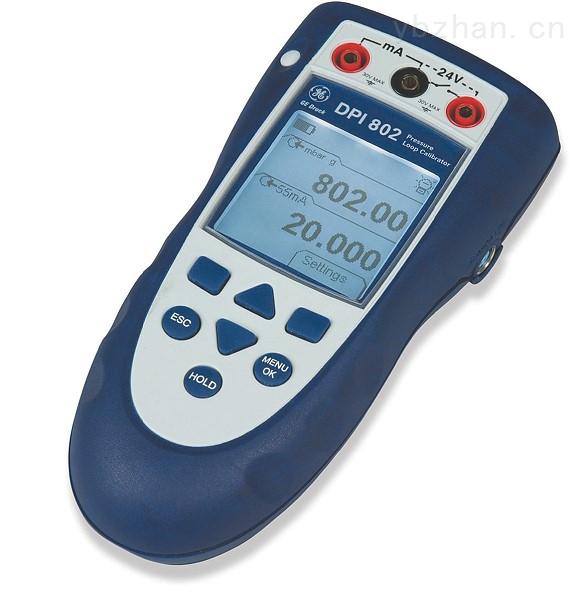 DPI880-GE德魯克DPI880多功能過程信號校準儀