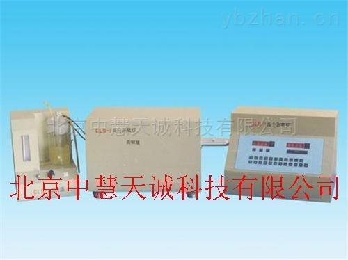 ZH202型库仑测硫仪