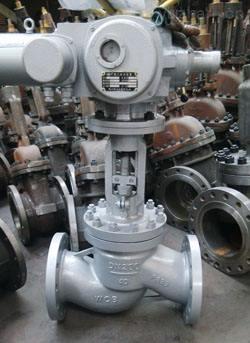 DN500鑄鋼材質工業法蘭截止閥銷售