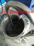 機械剝離法油性石墨漿料納米研磨分散機