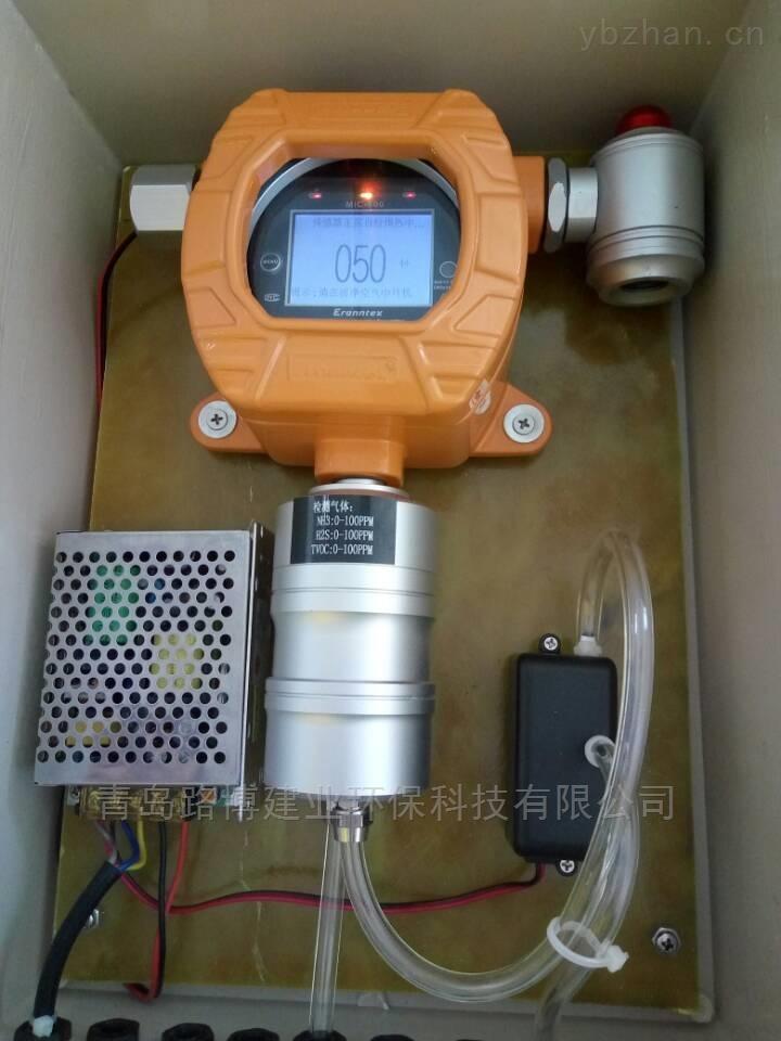 LB-MD4X-管道管路检测固定式气体探测器监测仪