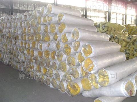 呼和浩特隔音棉/双面贴箔纤维玻璃棉卷毡