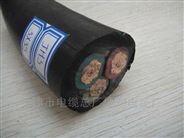 JHS 4*6潜水电缆 国标JHSB防水橡套扁电缆