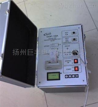 自动双变频介质损耗测试仪
