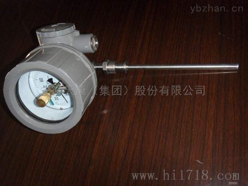 WSS-481B-隔爆式雙金屬溫度計