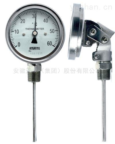 萬向型雙金屬溫度計