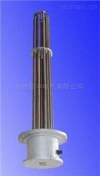 法兰式管状电加热器
