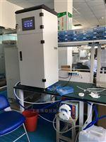 同时测PH电极导溶氧余氯浊度常规五参数监测仪