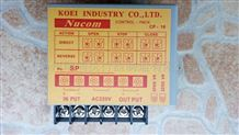 光榮電動執行器控制模塊CP-10Nucom-10NL-50
