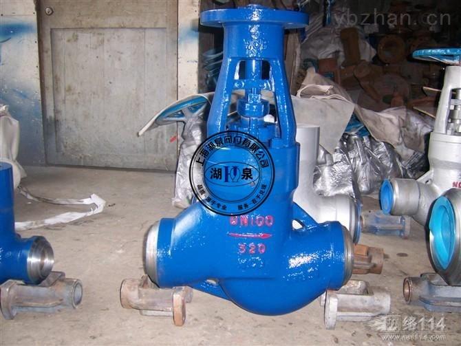 J961Y电动焊接截止阀厂家定制