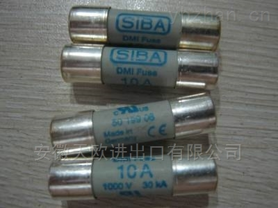 siba熔断器2003129.315-天欧