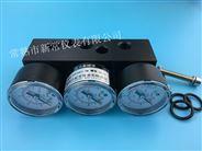 西门子定位器压力表组件