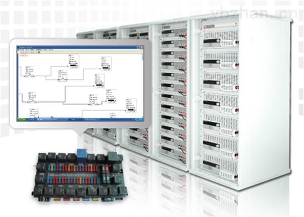 IEC60664-1高压直流继电器负载综合测试系统