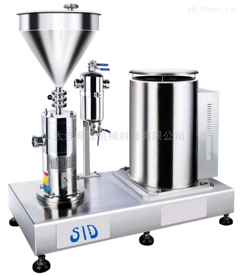 KD-XT-沉析纤维浆料高剪切混合分散机