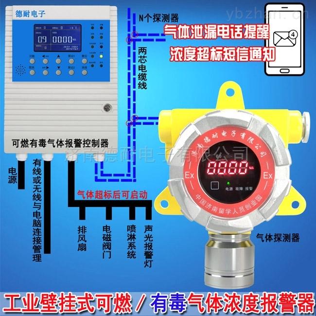 固定式燃气泄漏报警器,气体探测仪器