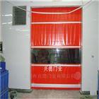 兴德专业生产快速感应门|地感卷门|工业门