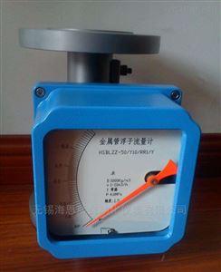 氮气金属管浮子流量计工作原理