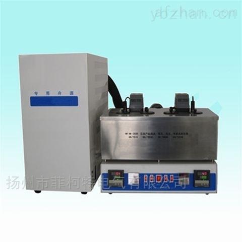 GCNQ1103变压器油凝点测定仪(双压缩机)