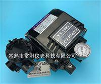 YT-1000L直行程阀门定位器,活塞式执行器?