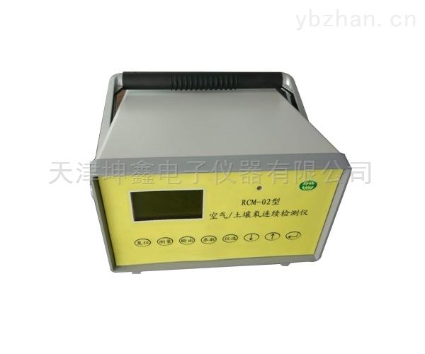 RCM-02坤鑫電子測氡儀