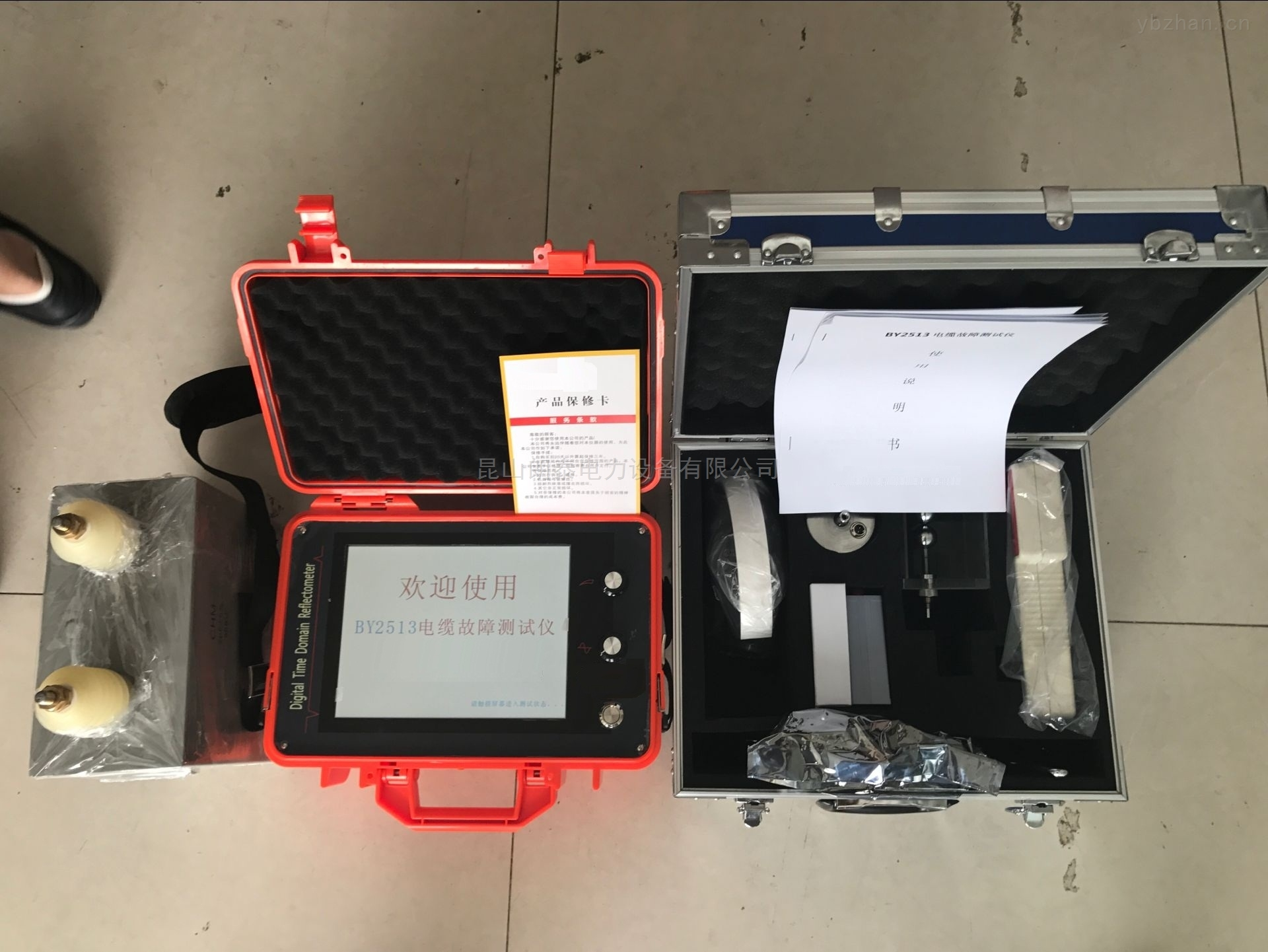 智能高压低压电缆故障测试仪