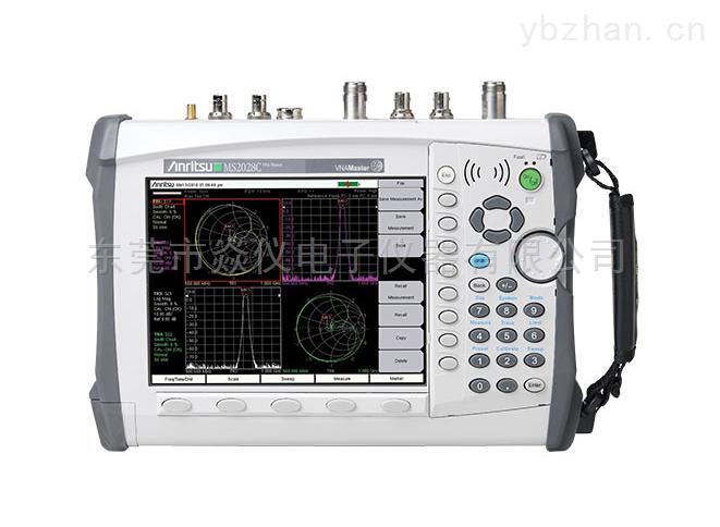 Anritsu MS2028C回收 手持式网络分析仪