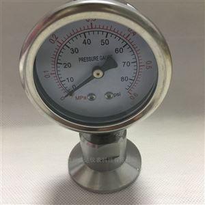盛达不锈钢电接点压力表Y系列