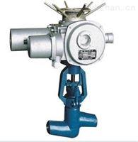 电动硬密封焊接型截止阀