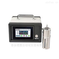 触摸屏DTBG标准电动通风干湿表