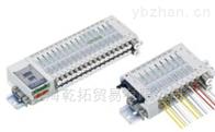 *CKD PLC对应型模块集成阀注意事项