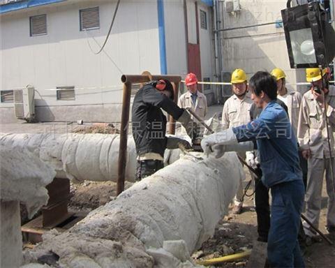 大连管道设备保温施工队