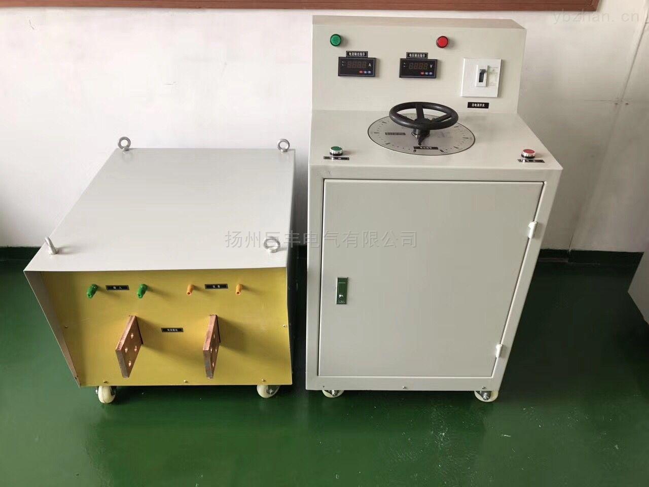 大电流发生器升流器长时间工作