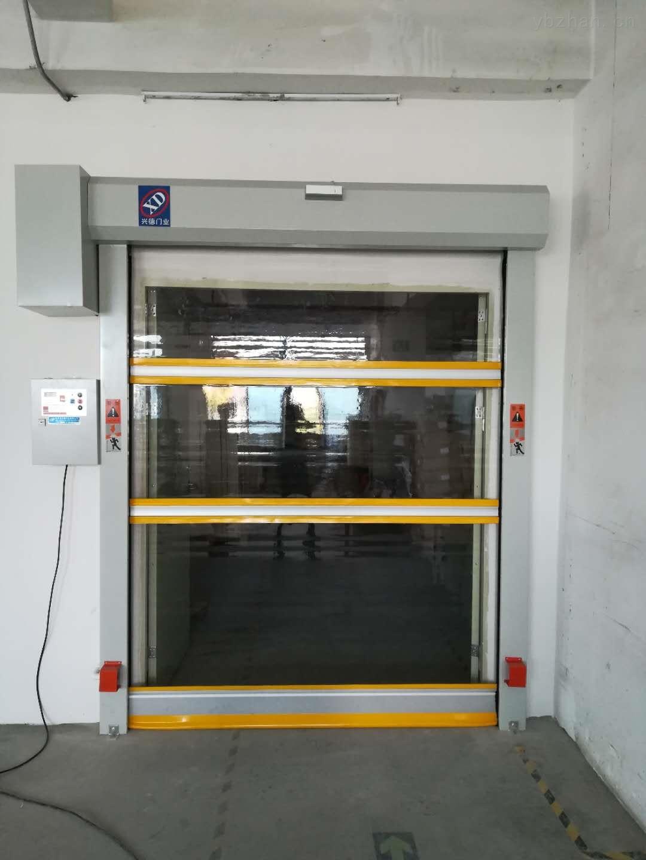 东莞兴德快速门、卷帘门、工业门安装