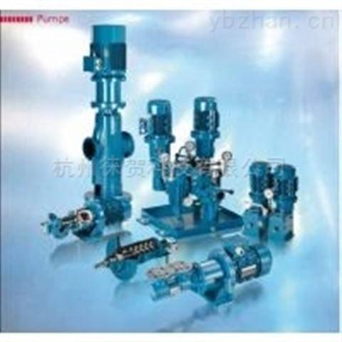 kral CG系列三螺杆泵