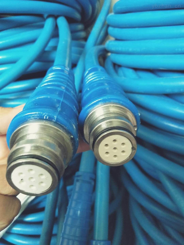 煤矿用阻燃同轴射频电缆MSYV-75-5氟塑料绝缘聚氯乙烯护套