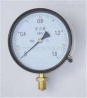 Y-150普通压力表 价格优惠 压力测量